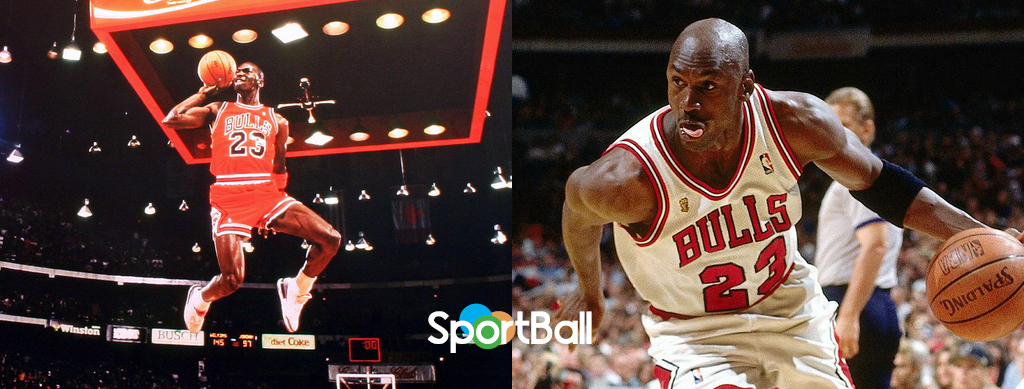 Michael Jordan GOAT