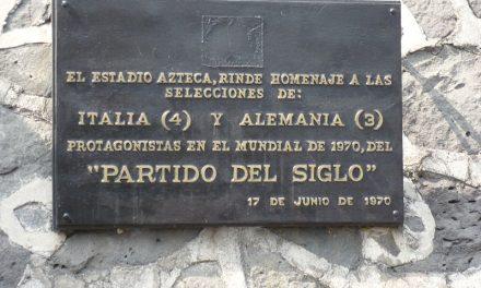 El partido del siglo: Italia – Alemania (México 70′)