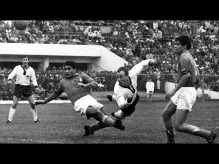 Italia y Alemania sólo se habían enfrentado una vez anteriormente en la Copa del Mundo, fue en Chile 62' con un resultado de 0-0.