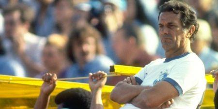 Italia Brasil España 82. Telê Santana, el ''apóstol del jogo bonito''.