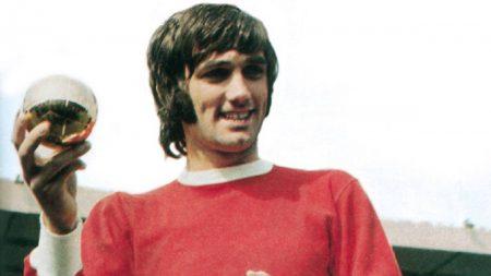 George Best ha sido uno de los mejores futbolistas de toda la historia y posiblemente el mejor extremo derecho -con permiso de Garrincha- que haya dado el fútbol.
