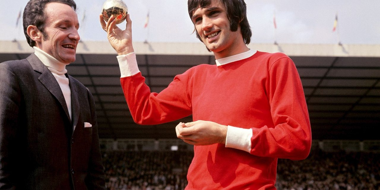 "George Best, el ""Quinto Beatle"""