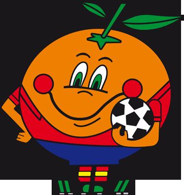 Naranjito, logo de España-82.