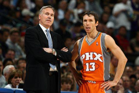 La asociación Mike D'Antoni - Steve Nash cambió la forma de ver el baloncesto.