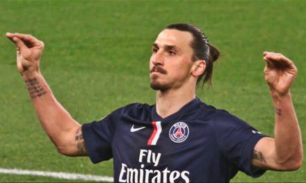 Las 10 locuras de Zlatan Ibrahimovic