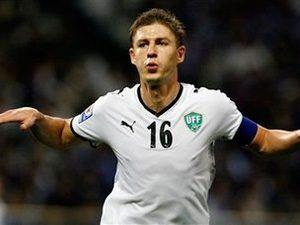 Top 10 futbolistas de países raros Maksim Shatskikh (Uzbekistán)