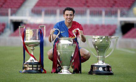 Xavi: el adiós de una leyenda
