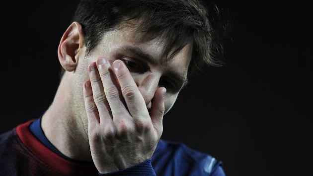 Messi, estafador profesional