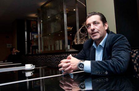 Futre destapó el acuerdo entre Florentino y Figo.