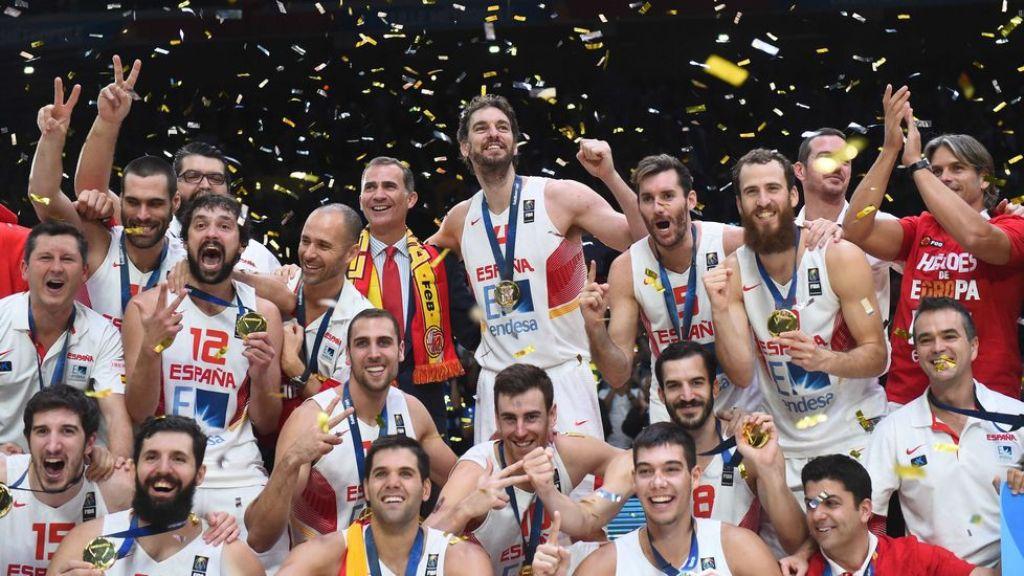 España es de oro