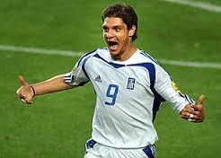 Charisteas, hombre gol de Grecia. Grecia campeona Eurocopa 2004