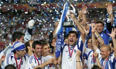 El milagro griego en la Euro 2004
