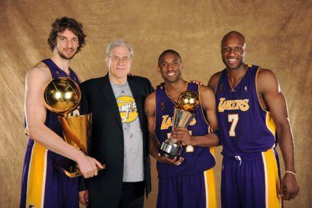 Cuarto anillo de Kobe Bryant (2009)