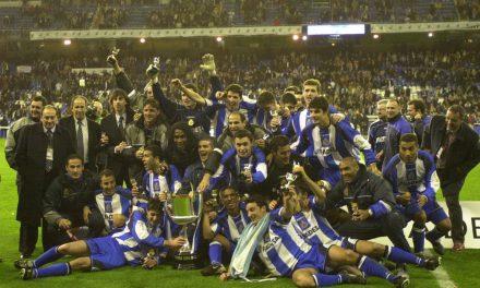 11 ideal de la historia del Deportivo