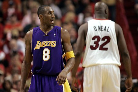 El final de la relación Shaq-Kobe (2005)