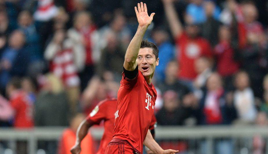 Lewandowski, el goleador de los récords