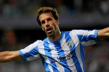 Van Nistelrooy llegó a Málaga como una estrella y se retiró como una leyenda