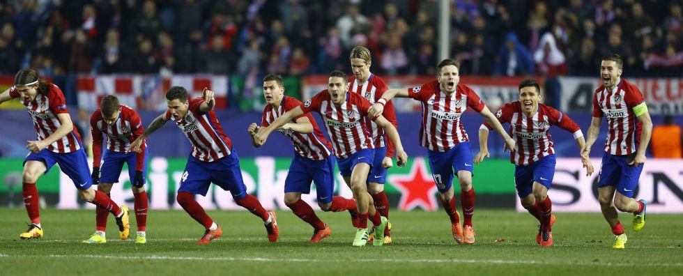 Los valores del Atlético de Madrid de Simeone