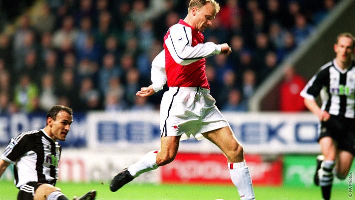 El gol de Bergkamp