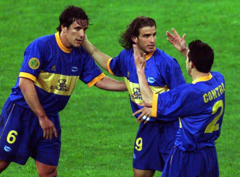 El Alavés subcampeón de la UEFA en 2001