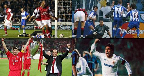 TOP 10: remontadas épicas de la historia del fútbol