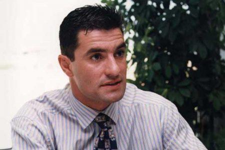 Míchel era el entrenador el año del descenso del Castilla
