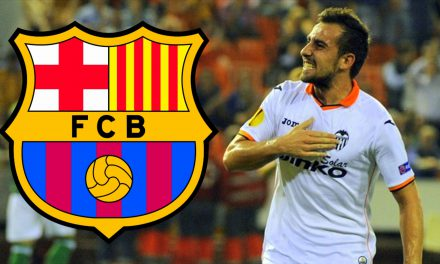 Paco Alcácer ¿qué ficha el F.C. Barcelona?