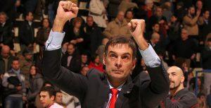 Bartzokas ya sabe lo que es ganar la Euroliga.