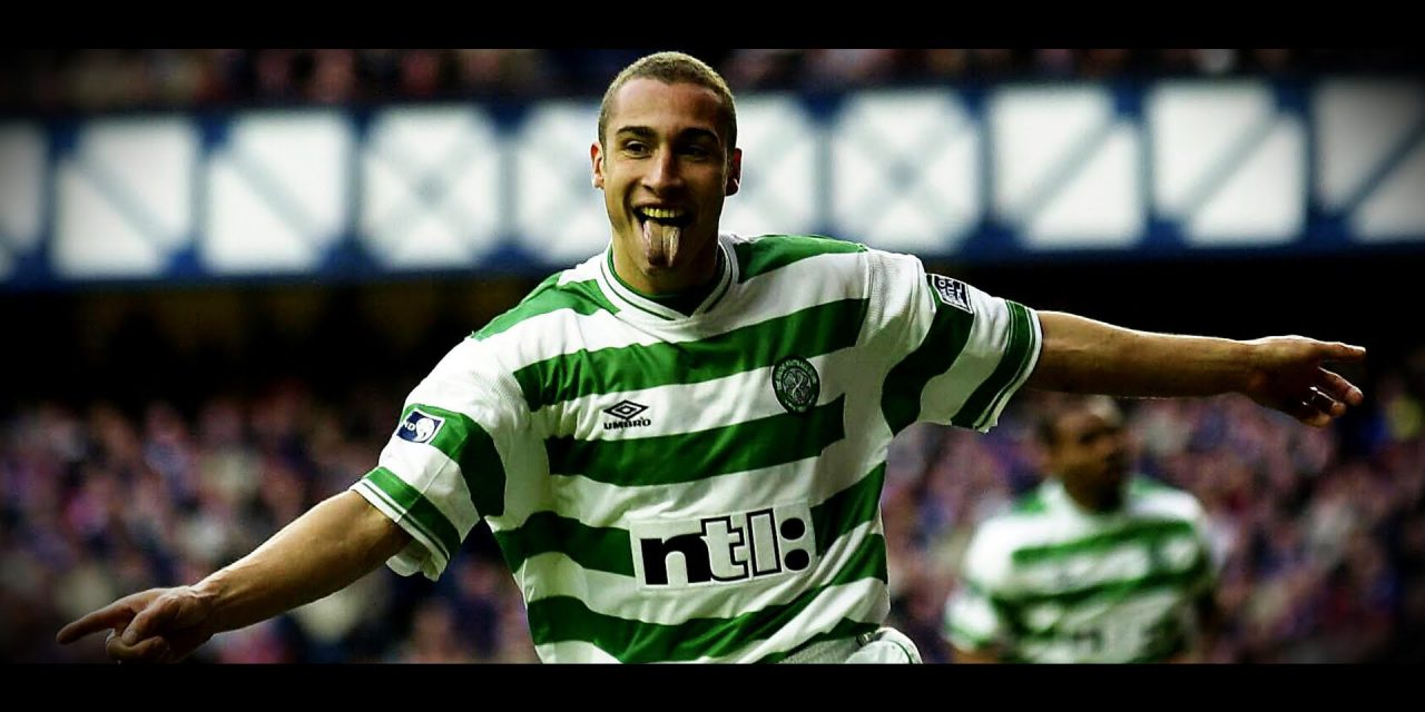 Henrik Larsson, el dios de Celtic Park