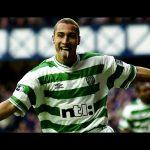 Henrik Larsson Celtic Glasgow