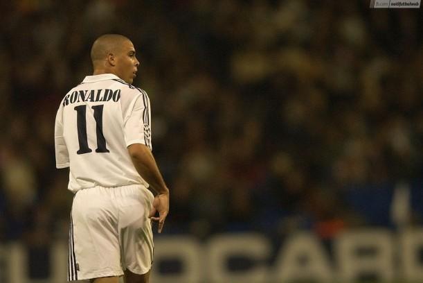 Ronaldo, Pichichi de LaLiga con el Real Madrid