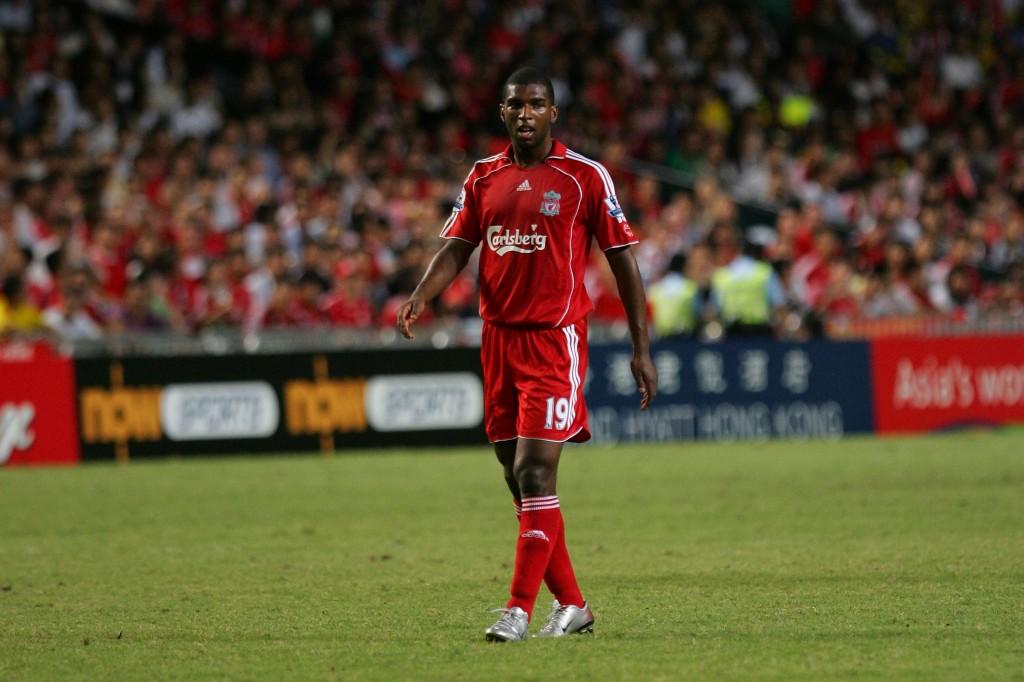 En la banda de Anfield se perdió el mejor Ryan Babel.