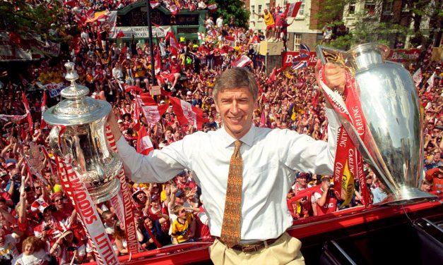 Wenger, una longeva historia de amor