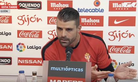 Iván Cuéllar da una lección a un periodista que le acusó de enfrentarse a la afición del Deportivo