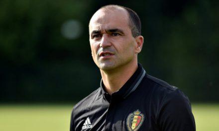 La Bélgica de Roberto Martínez