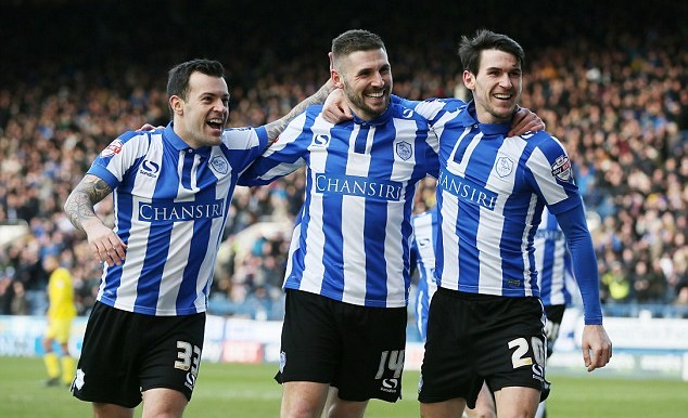 El Sheffield Wednesday es uno de los rivales que tiene el Sheffield Football Club dentro de la ciudad. dailymail.co.uk