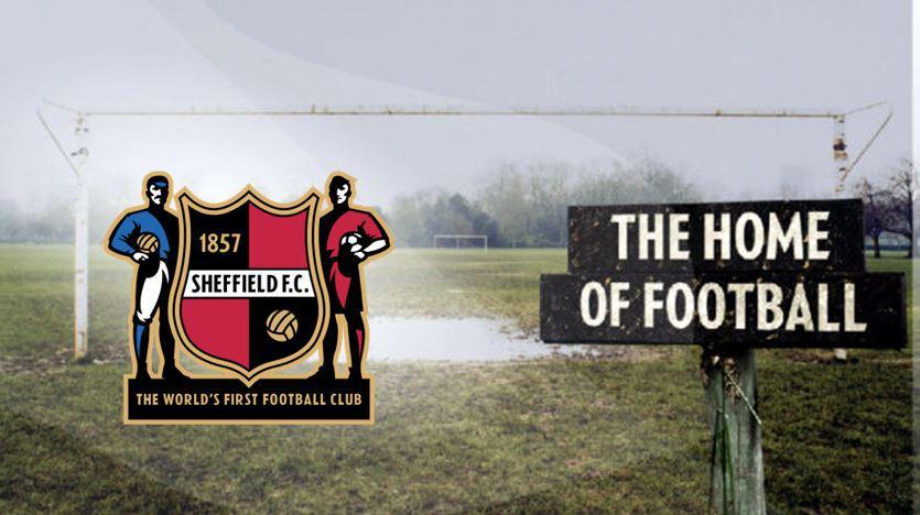 Imagen del anuncio emitido por el Sheffield Football Club en sus redes sociales. kieranrobinson.com