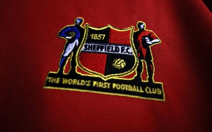 Escudo del Sheffield Football Club. www.telegraph.co.uk