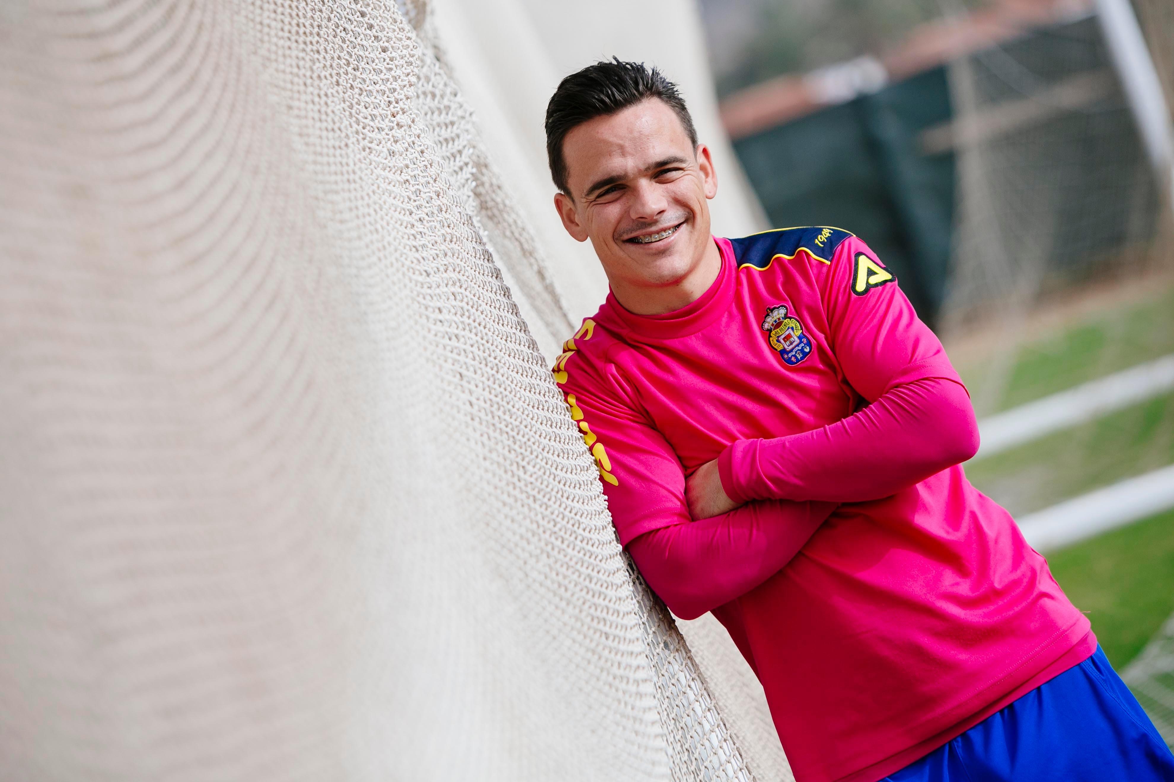 Roque Mesa es feliz en la UD Las Palmas. Youtube.com