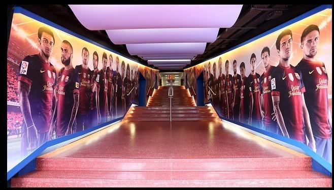 Los mejores tours por estadios de España: viviendo el deporte desde dentro