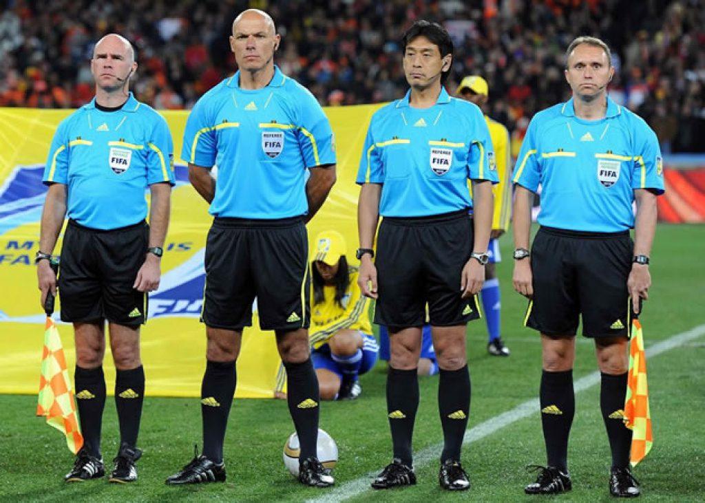 VAR en México. Los árbitros mejorarían su situación con el nuevo proyecto. Fuente: Google