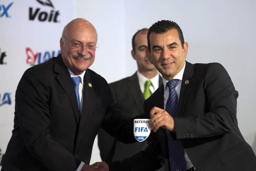 VAR en México. El presidente de la Liga MX está encantado con las innovaciones que se van a hacer en el fútbol de su país.