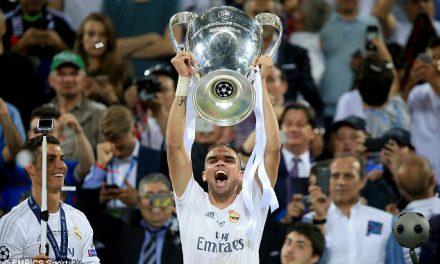 Pepe, posible adiós tras una década de sentimiento blanco