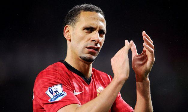 Rio Ferdinand nunca dejará de ser un capitán