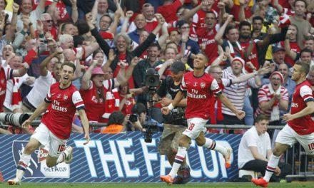 La FA Cup que cambió al Arsenal