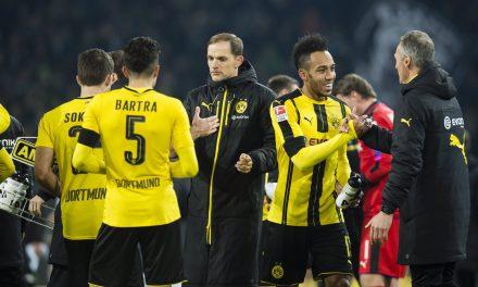 Análisis del Borussia Dortmund de Tuchel