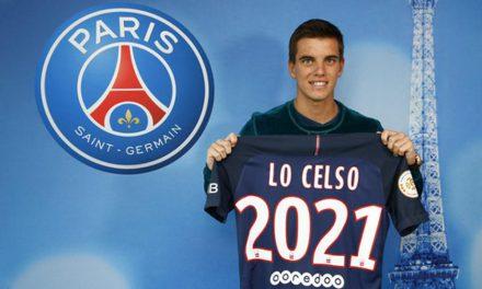 Giovani Lo Celso. Un 'canalla' en París