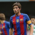 Sergi Roberto, afianzado en el once del FC Barcelona, a hecho olvidar a Dani Alves