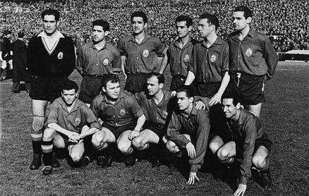 España perdió una gran oportunidad en la Eurocopa 1960  por motivos políticos