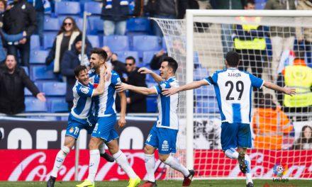 La cantera del Espanyol sube con fuerza